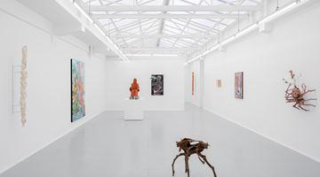 Contemporary art exhibition, Group Exhibition, Le Combat de Carnaval et Carême at rodolphe janssen, Brussels, Belgium