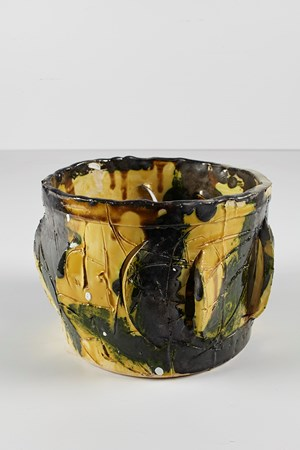 Untitled Small Planter 2 by Rashid Johnson contemporary artwork