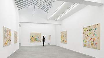 Galerie Eva Presenhuber contemporary art gallery in Waldmannstrasse, Zürich, Zurich, Switzerland