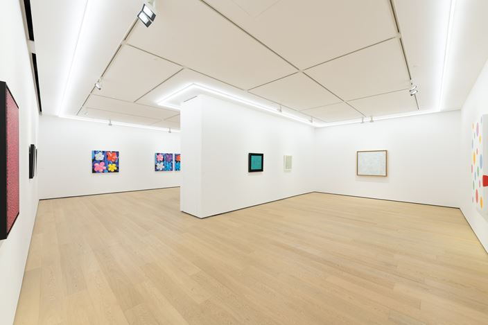 Exhibition view: Group exhibition, BOLD & VIVID, Whitestone Gallery, Hong Kong (9 July–22 August 2020). Courtesy Whitestone Gallery, Hong Kong.