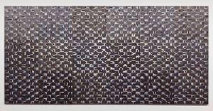 Tríptico by Luiz Zerbini contemporary artwork