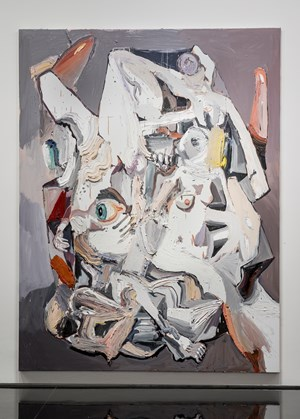The Last Supper no. 9 by Ben Quilty contemporary artwork