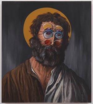 St 12 Eyes by Djordje Ozbolt contemporary artwork