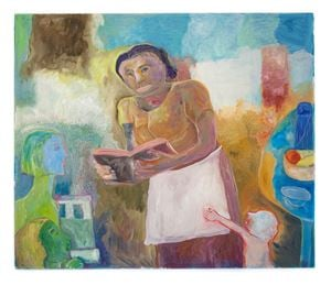 A Notebook and other stories by Sosa Joseph contemporary artwork