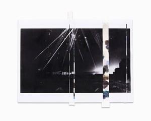 RJG: Air Raid Alexandria (Variant 3) by Denise Green contemporary artwork