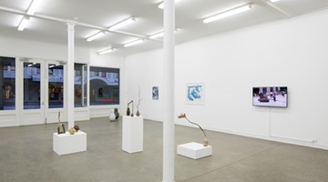 Contemporary art exhibition, Group Show, Signals at Starkwhite, Auckland