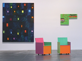 Mary Heilmann. Memory Remix, Hauser & Wirth Los Angeles