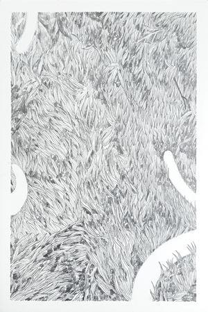 Suspicious activity 2 by Moses Tan contemporary artwork
