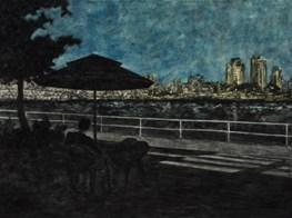 Paintings bring back memories of countless past encounters