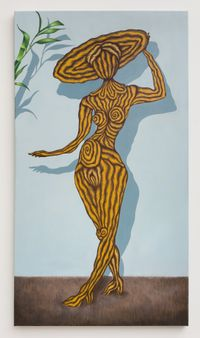 Venus by Julie Curtiss contemporary artwork painting, works on paper