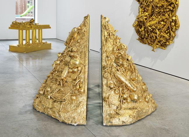 Temple by John Miller contemporary artwork