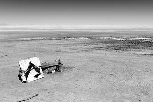 Uyuni III by Javier Hinojosa contemporary artwork print