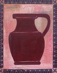 Motel Paintings 3 by Pow Martinez contemporary artwork painting