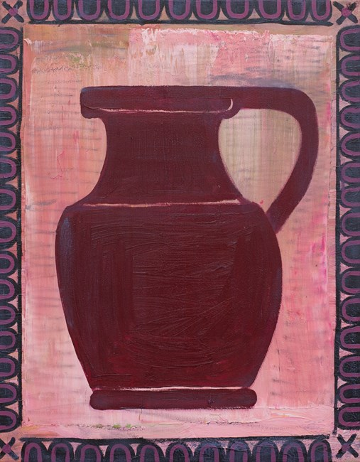 Motel Paintings 3 by Pow Martinez contemporary artwork