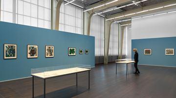 Contemporary art exhibition, Luchita Hurtado, Just Down the Street at Hauser & Wirth, Zürich, Zurich