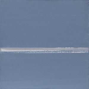"""Horizon"" by Geneviève Asse contemporary artwork"