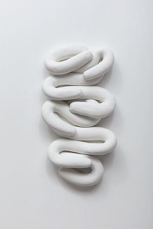 Untitled, from Cobrinhas (Little Snakes) series by Anna Maria Maiolino contemporary artwork
