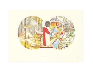 Discourse III by Antonio S Sinaga contemporary artwork