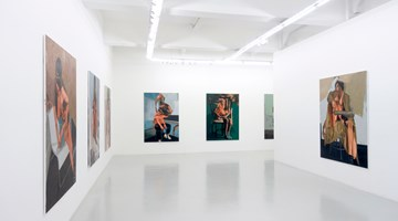 Contemporary art exhibition, Wedhar Riyadi, Slices at Yavuz Gallery, Singapore