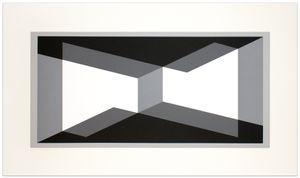 I-S VV I by Josef Albers contemporary artwork print