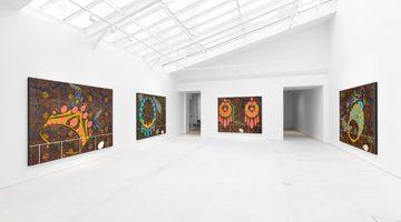 Contemporary art exhibition, Lari Pittman, Dioramas at Lévy Gorvy, Paris