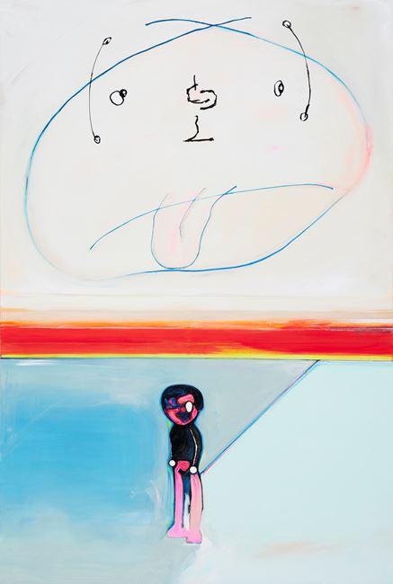 Dear (Eh? face) by ChangChang Yoo contemporary artwork