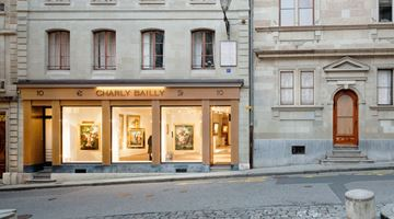 Bailly Gallery contemporary art gallery in Geneva, Switzerland