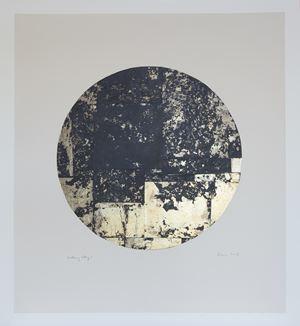 Shattering Sky I by Zarina Hashmi contemporary artwork