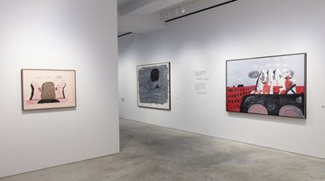 Contemporary art exhibition, Philip Guston, A Painter's Forms, 1950 – 1979 at Hauser & Wirth, Hong Kong