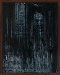 Das Röntgenbild by Titus Schade contemporary artwork painting