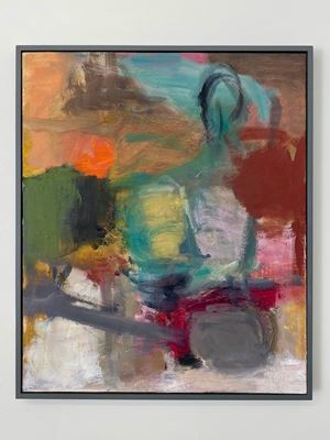 Untitled 5 by Robin Neate contemporary artwork