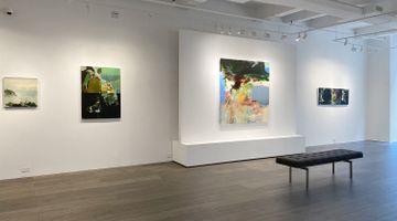 Contemporary art exhibition, Hollis Heichemer, Entanglement at Hollis Taggart, New York, USA