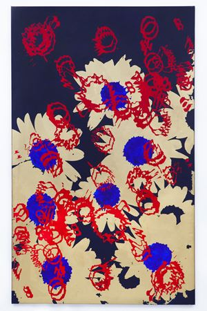 Les Fleurs du Mal 6442 by Kendell Geers contemporary artwork