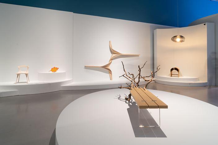 Exhibition view: Design & the Wondrous: On the Nature of Ornament, Centre Pompidou x West Bund Shanghai (12 November 2020–28 February 2021). Courtesy Centre Pompidou x West Bund Shanghai.