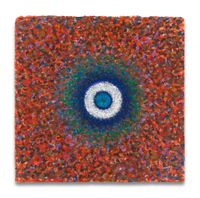 Centered, Romanesque by Richard Pousette-Dart contemporary artwork works on paper