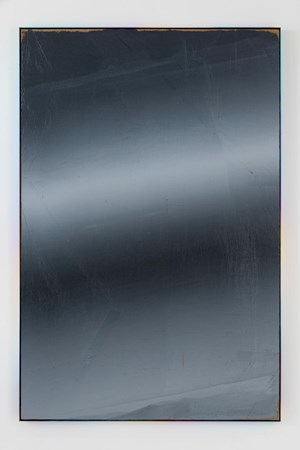 To Be Titled (Gradient Painting #73) by Mark Hagen contemporary artwork