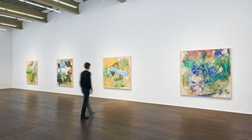 Contemporary art exhibition, Rita Ackermann, Mama '20 at Hauser & Wirth, Zürich, Zurich