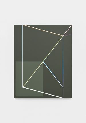 Untitled III, (Post Albers) by Jonas Weichsel contemporary artwork