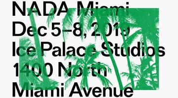 Contemporary art exhibition, NADA Miami 2019 at Galerie Christian Lethert, Cologne