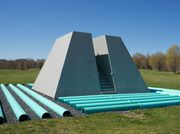 A dialogue with nature: Dennis Oppenheim at Storm King