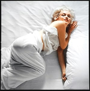Marilyn Monroe, Los Angeles by Douglas Kirkland contemporary artwork