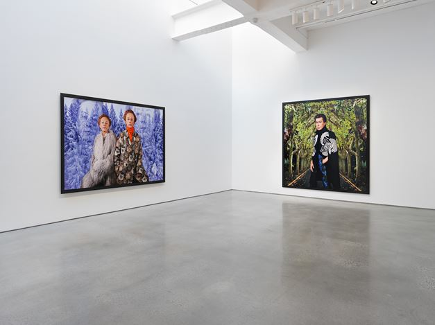 Exhibition view: Cindy Sherman, Metro Pictures, New York (26 September–31 October 2020). Courtesy Metro Pictures, New York.