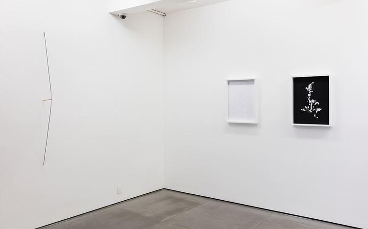 Exhibition view: Marco Maggi, O Ouro e o Mouro (The Gold and the Moor), Galeria Nara Roesler, Rio de Janeiro (25 May–26 July 2017). Courtesy Galeria Nara Roesler. Photo: Pat Kilgore.
