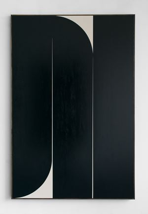 Dark Green #1 by Johnny Abrahams contemporary artwork