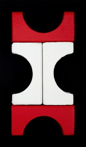 Block Sculpture XVIII by Gavin Hipkins contemporary artwork