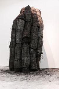 Issu du feu, by Lee Bae contemporary artwork sculpture