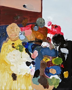 Making do by Karen Black contemporary artwork
