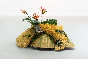 The Intermediate – Ikebana Alienage by Haegue Yang contemporary artwork