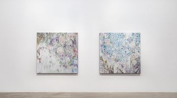Contemporary art exhibition, Yoon Suk One, Enfolding Landscape at Gallery Baton, Seoul