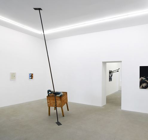 Exhibition view: Group Exhibition, Endless Lows, Breaking High, Rolando Anselmi, Berlin (27 June–30 Aug 2020). Courtesy Rolando Anselmi.